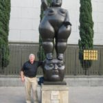 Botero sculptures