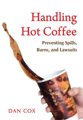 New Book by Dan Cox<br />Coffee Enterprises President