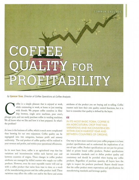 Coffee Quality 1