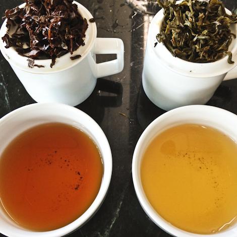 tea-testing